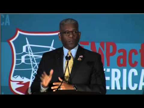 Ltc.Allen West speaks at National Security Action Summit II