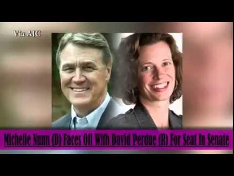 Obama: If Nunn Wins: Democrats Take Senate, Advance Our Agenda