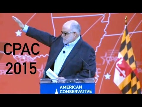 Mark Levin CPAC 2015 Full Speech
