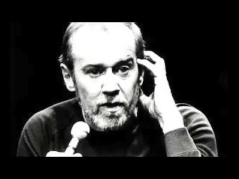 George Carlin - Political Correctness is fascism pretending to be Manners..................