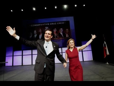 Ted Cruz Discusses Wife and Council on Foreign Relations