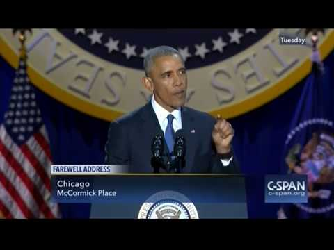 Video: President Obama - 'That's Why I Reject Discrimination Against Muslim Americans'