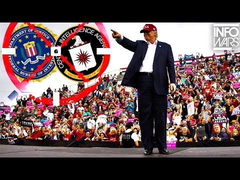 Breaking: Deep State Announces Plan To Remove Trump As America Braces For Constitutional Crisis