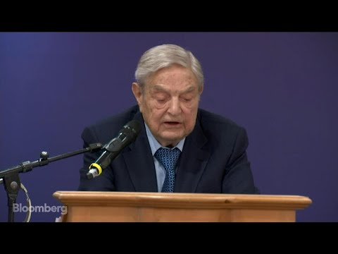 Soros Calls Trump Administration a 'Danger to the World'