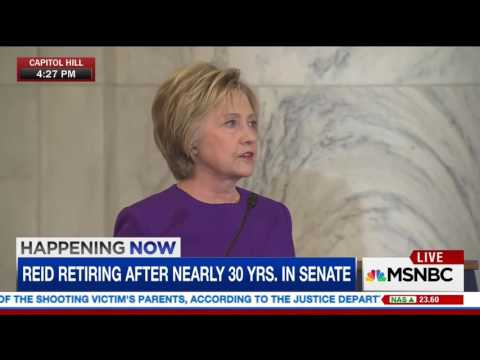 Hillary Clinton Worried About Fake News, Forgets She Lied About Coming Under Fire in Bosnia