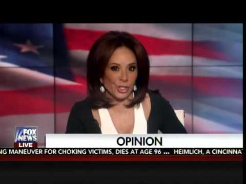 "Judge Jeanine Rips Apart ""Hopeless"" Michelle Obama After her Classless Attacks on Trump"