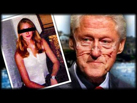 VIDEO SHOWING BILL CLINTON RAPING 13 YR-OLD