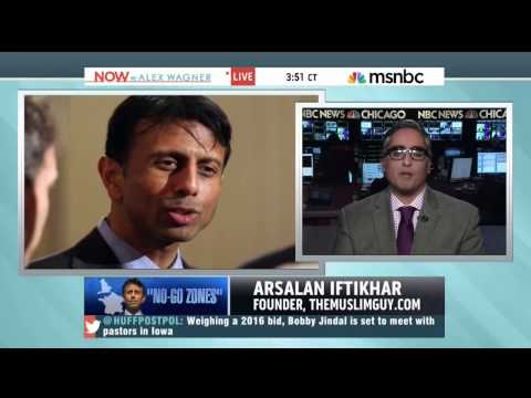MSNBC Guest: Bobby Jindal 'Trying to Scrub Some of the Brown Off His Skin'