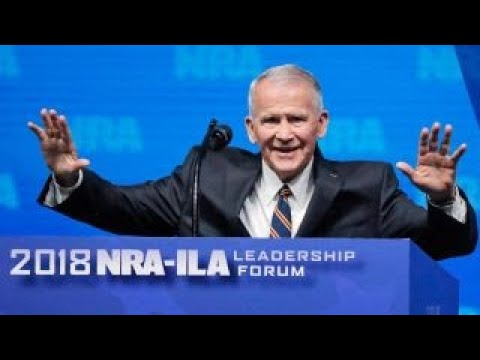Oliver North on being named president of the NRA
