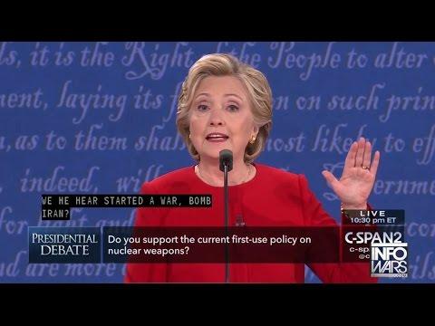 How Hillary Helped Russia Acquire Uranium: Debate Highlights