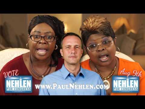 Vote Paul Nehlen Aug 9th!