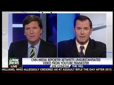 Did CNN's Brian Stelter help make Delta hoax video go viral?