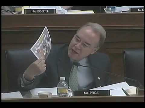 Watch Future Trump Cabinet Member Tom Price GO OFF on Democrat Takeover of Healthcare in 2009!