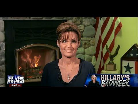 • Sarah Palin • Hillary's Bad Week • Hannity • 11/7/14 •