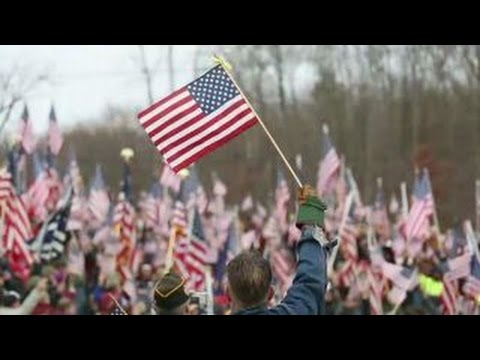 Jesse Watters Confronts Hampshire College President Who Removed US Flag From Campus