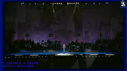I DREAMED A DREAM - Hayley Westenra 720P HD (((STEREO)))