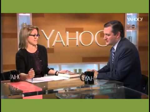 TED CRUZ GOES ROUNDS WITH KATIE COURIC 2015