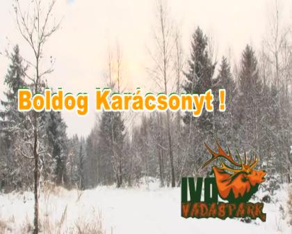 Karacsonyi Üdvözlet Farkas Andras