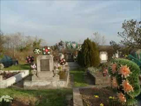 Hegyközcsatári temetők