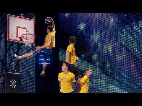 Magyar gyerekek a- Britain's Got Talent 2012 audition - International version