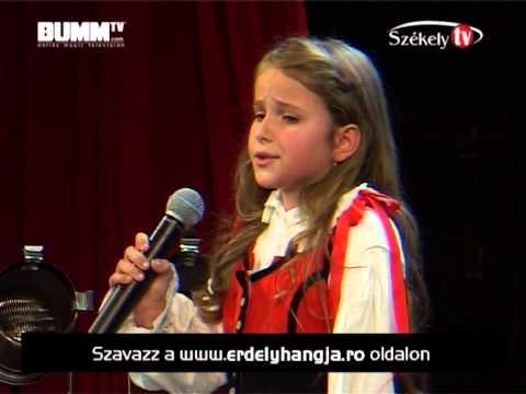 Erdély Hangja™ - 2012 Elődöntő 1 - KOSMA ADRIENN BEÁTA - www.bummtv.com