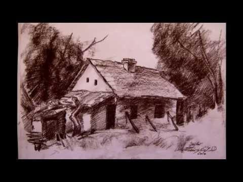 Kovács Emil Lajos zalai festményei és rajzai