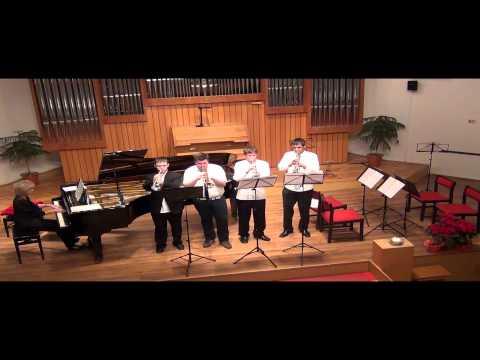 Közel hozzád Uram és Handel: Vízi zene Overture tétel