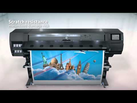 Introducing the HP Latex 370 for confident, unattended printing