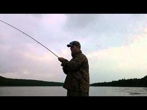 Steve Way - Exploits Salmon 2012