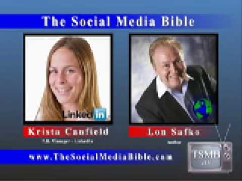 Interview with Krista Canfield, P.R. Manager LinkedIn