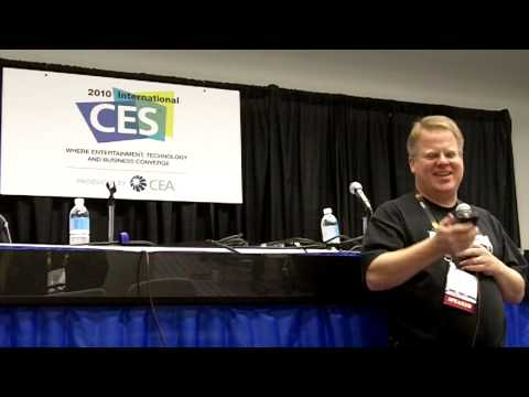 Robert Scoble Presents For The Social Media Jungle