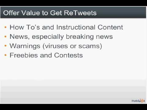 O'Reilly Webcast: Twitter for Marketing