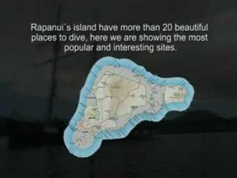 Underwater Rapanui Buceo Isla de Pascua Chile (Parte 1)