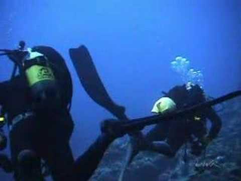 Underwater Rapanui Buceo Isla de Pascua Chile (Parte 4)