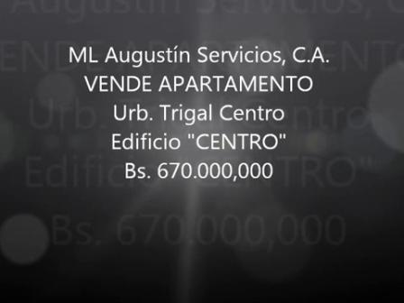 VENDO APARTAMENTO 146 M2 EN VALENCIA VENEZUELA URBANIZACION TRIGAL CENTRO
