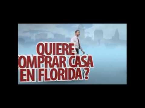 Quiere Comprar Casa en la Florida ?