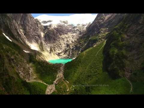Sur de Chile, Patagonia, Aysen - High Drone Chile