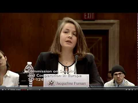 Pastor Brunson's Daughter Testifies to Senate Committee