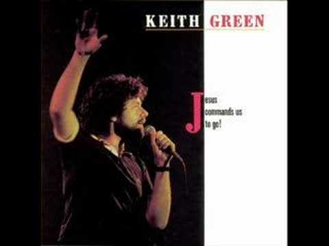 "Keith Green - ""Create In Me A Clean Heart"""