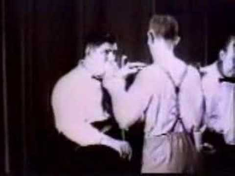 JACK COE, a healing revival during the 1950s, pt1