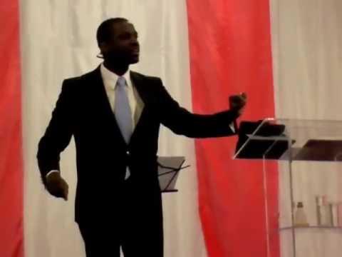 Dr. Charles Kazumba-Effective Forgiveness