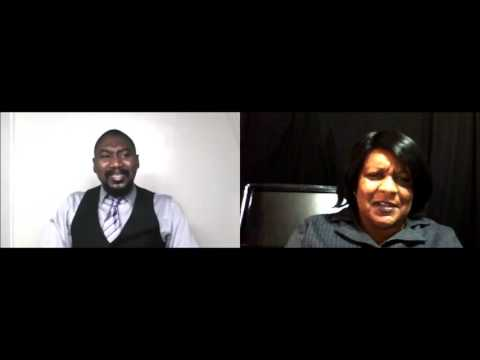 KEITV12: The Kingdom Hour - Rev. Dr. Donna Ghanney Interviews Justice Anonye