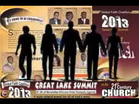 Global Faith Coalition - Great Lake Summit - Kampala Uganda - Nov 27-30