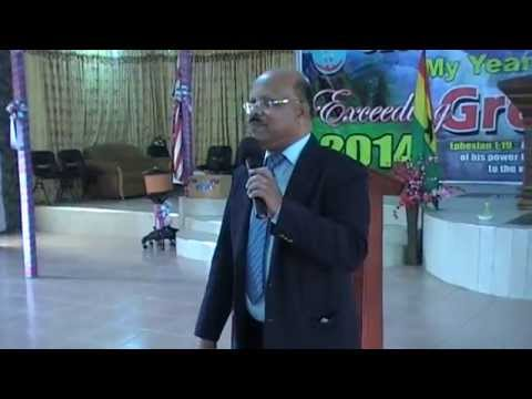 Gathering of Kingdom Giants Conference 13 Aug 2014 Part 2