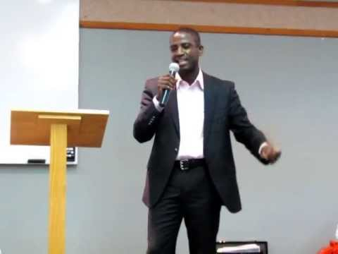 Mighty Man of Valor Part1 by: Dr. Charles Kazumba