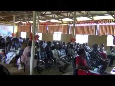 Transformed, Transfigured, Transferred - Uganda,   April 2014