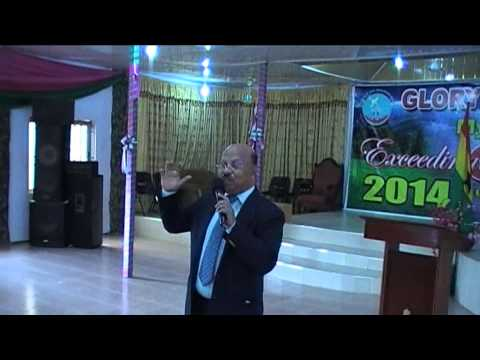 Gathering of Kingdom Giants conference 13 Aug 2014 Part 1