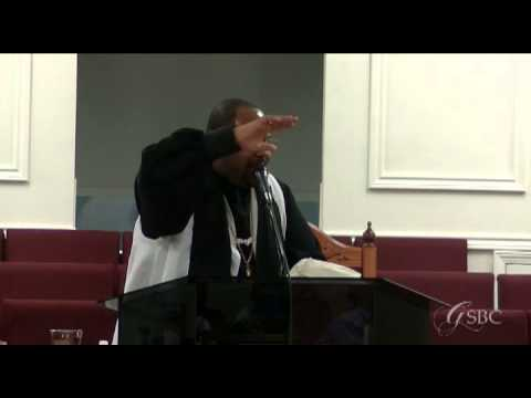 But When I See the Blood | Greater Shiloh Baptist Church