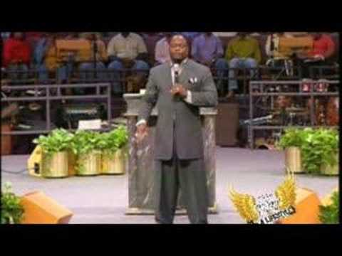 Video on Moment of Power - Failure Due To Materialism By Bishop Eddie Long