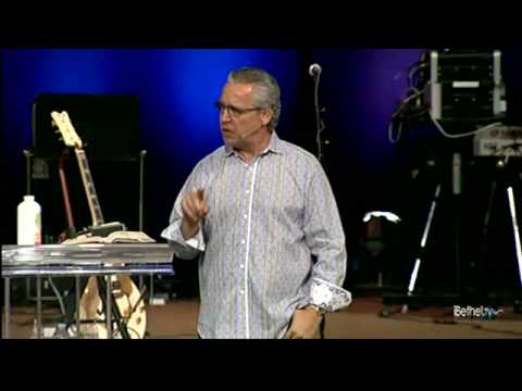 YOU ARE ALIVE TO GATHER!  Bill Johnson